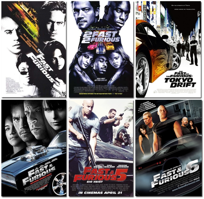Citation Des Films Fast And Furious La Vie En Noir Et Blanc