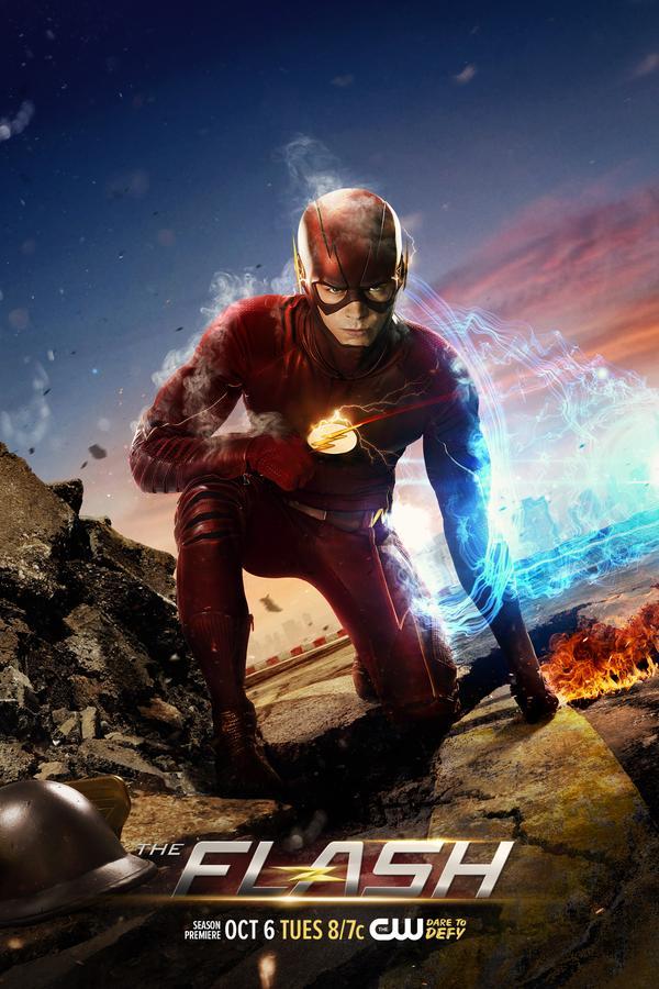 citation serie the flash